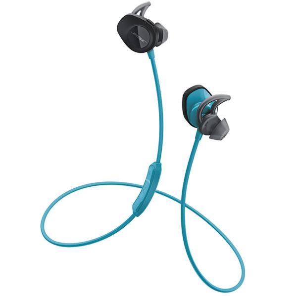 BOSE SoundSport wireless headphones アクア