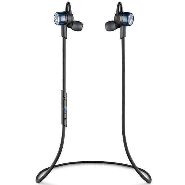 PLANTRONICS Bluetooth ステレオヘッドセット BackBeat GO3 コバルトブラック