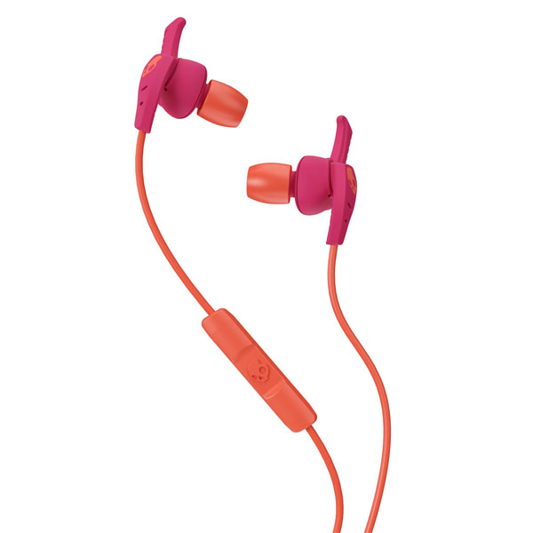 Skullcandy WOMENS XTPLYO PINK/ORANGE