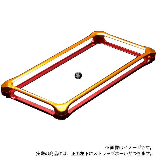 GILD design Solid Bumper  for iPhone SE / 5s / 5 (EVANGELION Limited) 2号機