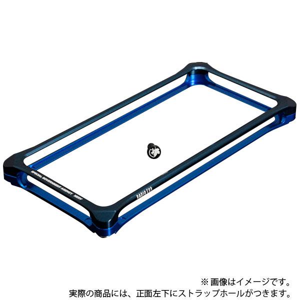 GILD design Solid Bumper  for iPhone SE / 5s / 5 (EVANGELION Limited) Navy×Blue