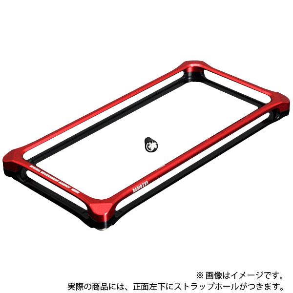 GILD design Solid Bumper  for iPhone SE / 5s / 5 (EVANGELION Limited) Red×Black