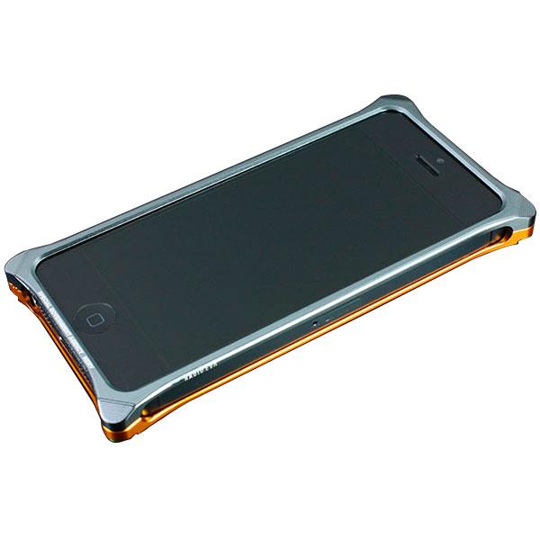 GILD design iPhone SE / 5s / 5 Solid Bumper (EVANGELION Limited) EVANGELION PROTO TYPE-00 MODEL