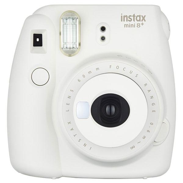 FujiFilm インスタントカメラ チェキ instax mini 8+ (プラス) バニラ