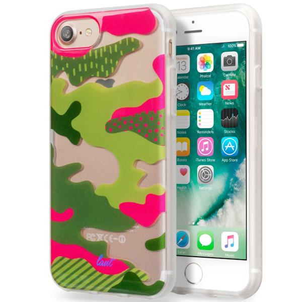 LAUT iPhone 7 Plus POP-CAMO Tropical