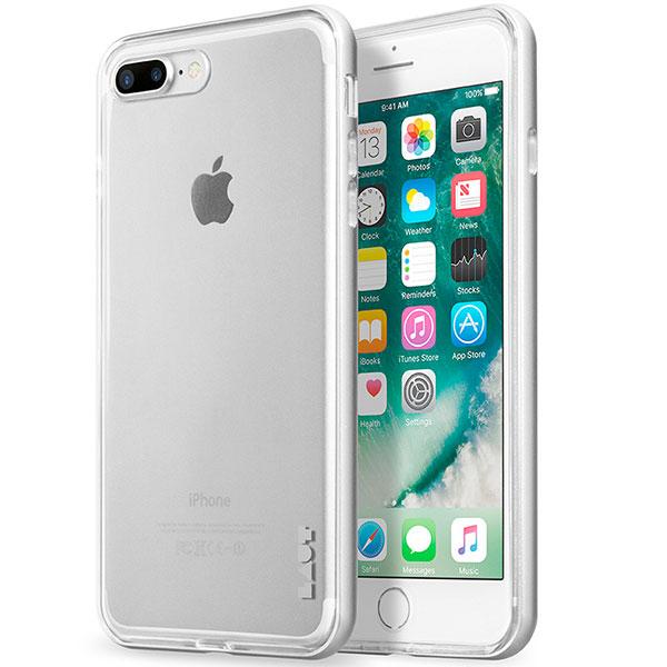 LAUT iPhone 7 Plus EXOFRAME Silver