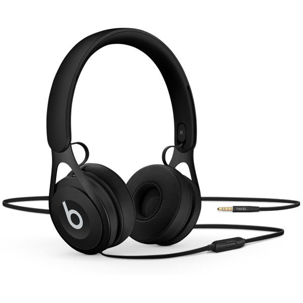 beats by dr.dre Beats EPオンイヤーヘッドフォン - ブラック