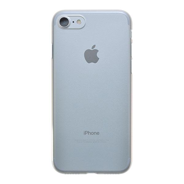 PowerSupport iPhone 7 エアージャケットセット クリアマット