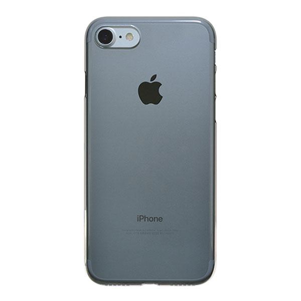 PowerSupport iPhone 7 エアージャケットセット クリアブラック