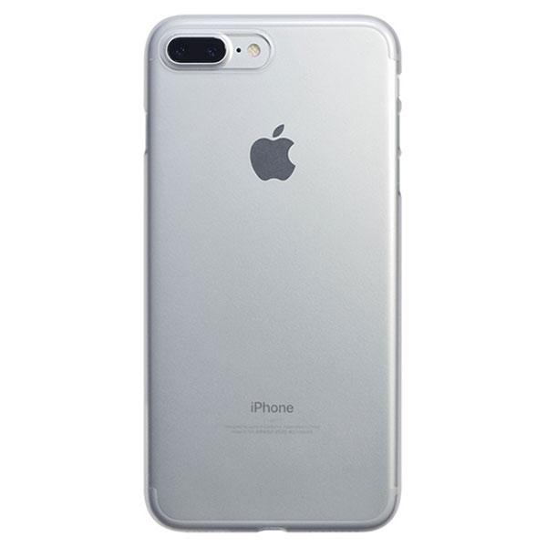 PowerSupport iPhone 7 Plus エアージャケットセット クリアマット