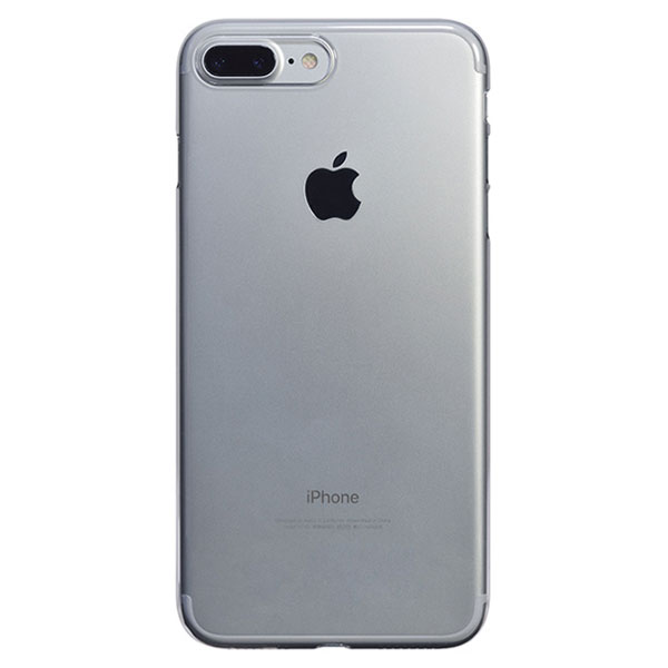 PowerSupport iPhone 7 Plus エアージャケットセット クリア