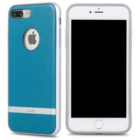 moshi iPhone 8 Plus / 7 Plus Napa Marine Blue
