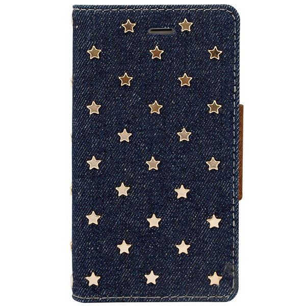 SWEET LABEL Baby Stars Case for iPhone 7 ネイビー