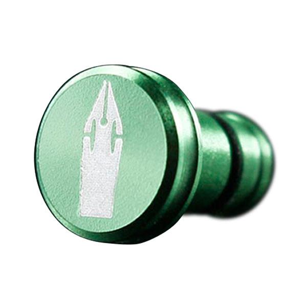 GILD design ジョジョの奇妙な冒険 ダイヤモンドは砕けない アルミ削り出しイヤホンジャックカバー ペン先マーク