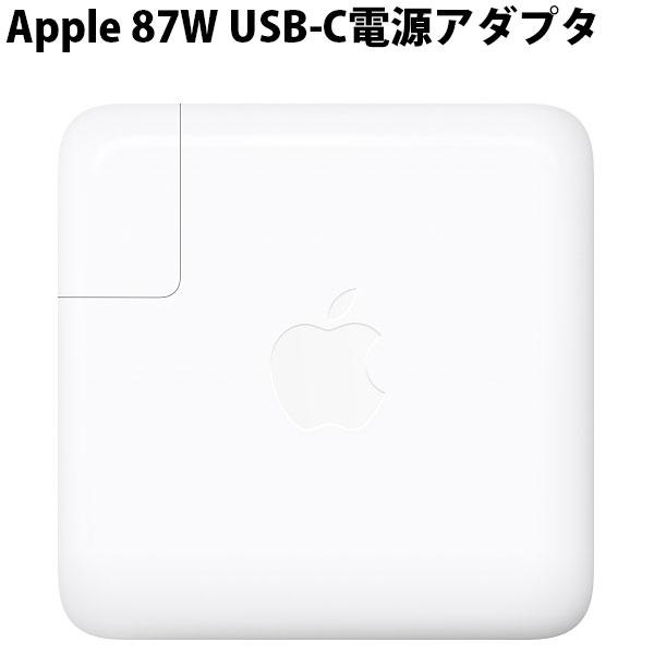 【New】 Apple Apple 87W USB-C電源アダプタ