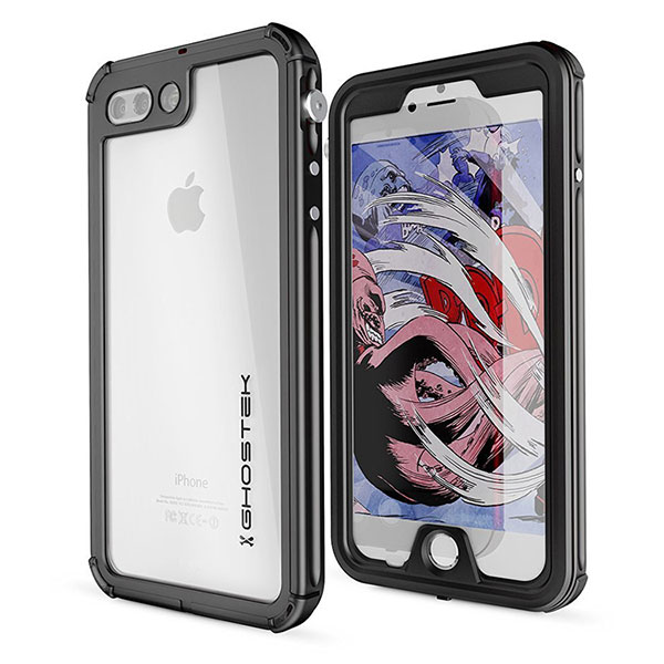 GHOSTEK Atomic 3.0 for iPhone 7 Plus Black