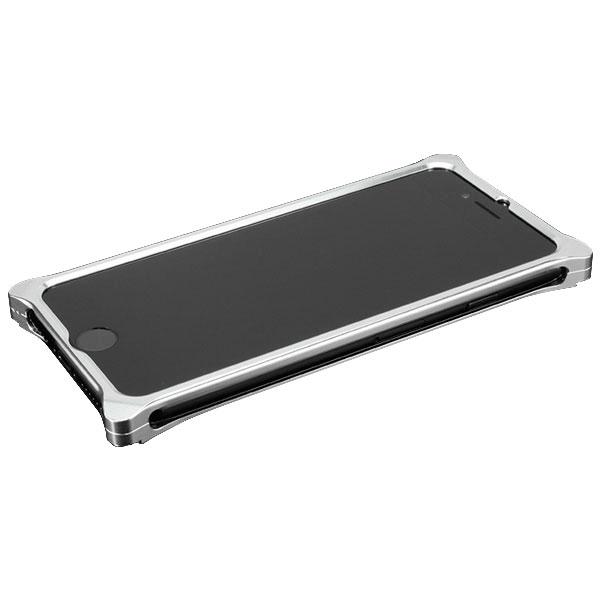 GILD design ソリッドバンパー for iPhone 7  シルバー