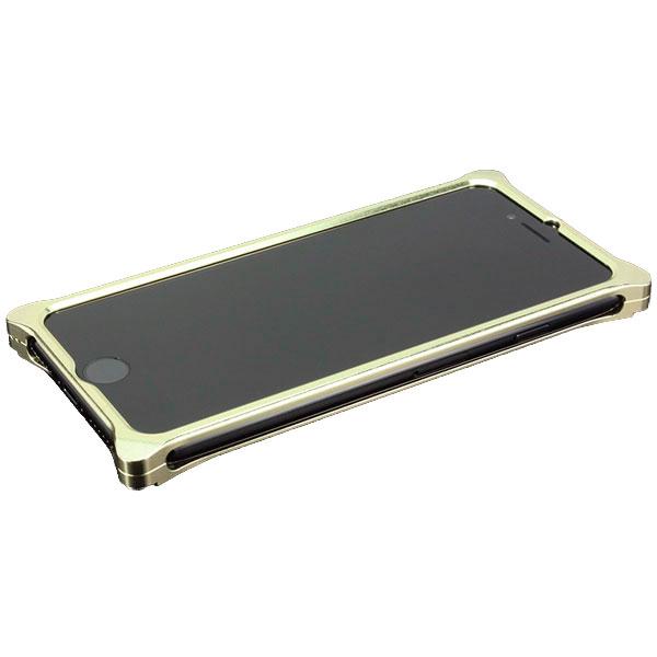 GILD design ソリッドバンパー for iPhone 7  シャンパンゴールド