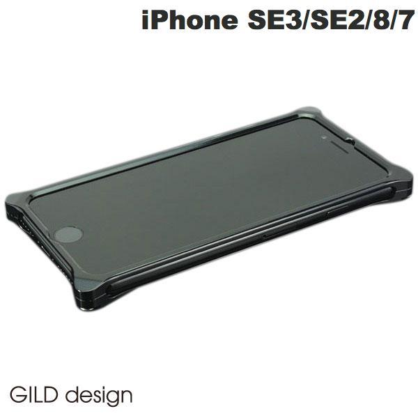 GILD design ソリッドバンパー for iPhone 7  ポリッシュブラック