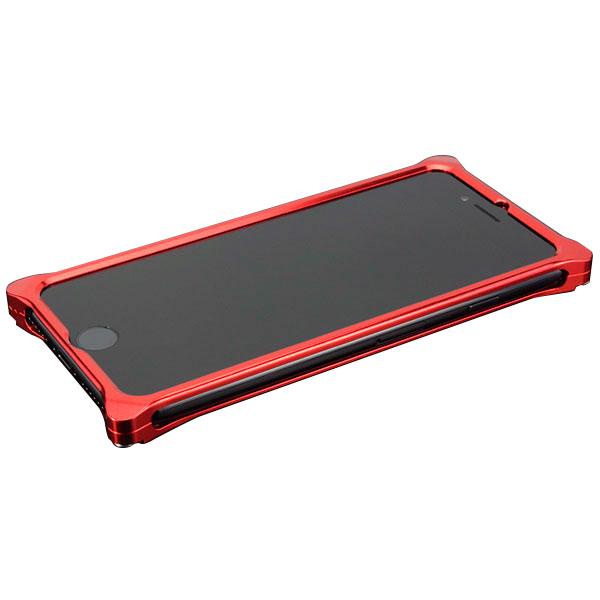 GILD design ソリッドバンパー for iPhone 7  レッド