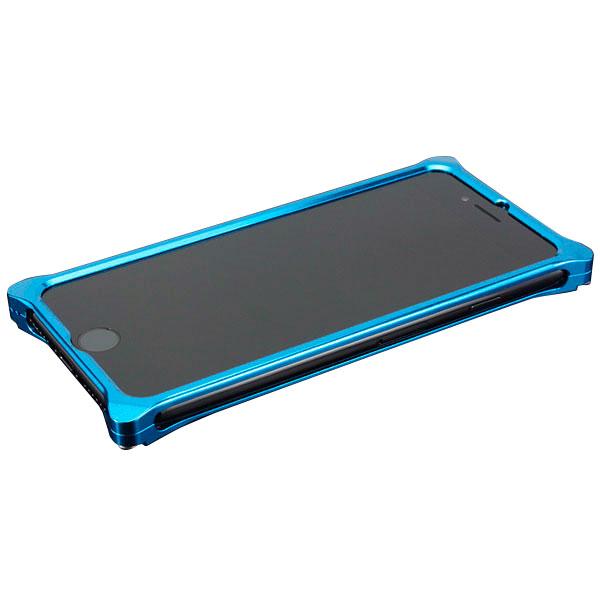 GILD design ソリッドバンパー for iPhone 7  ブルー