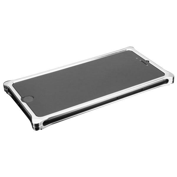 GILD design ソリッドバンパー for iPhone 7 Plus シルバー