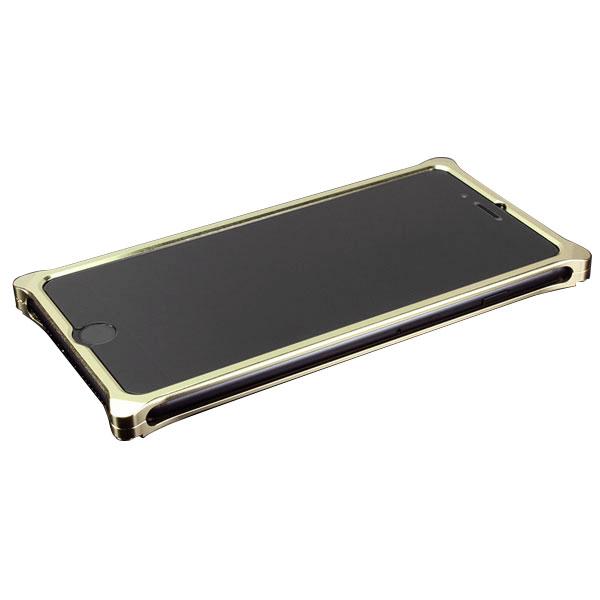 GILD design iPhone 8 Plus / 7 Plus ソリッドバンパーシャンパンゴールド