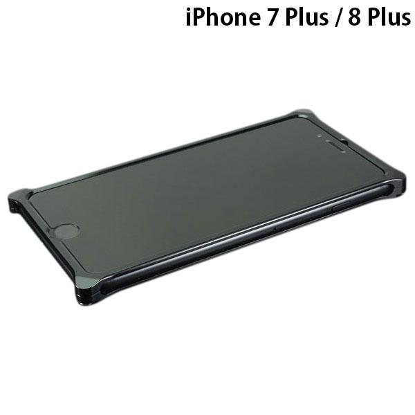 GILD design ソリッドバンパー for iPhone 7 Plus ポリッシュブラック