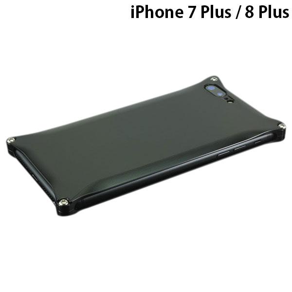 GILD design iPhone 8 Plus / 7 Plus ソリッド ポリッシュブラック