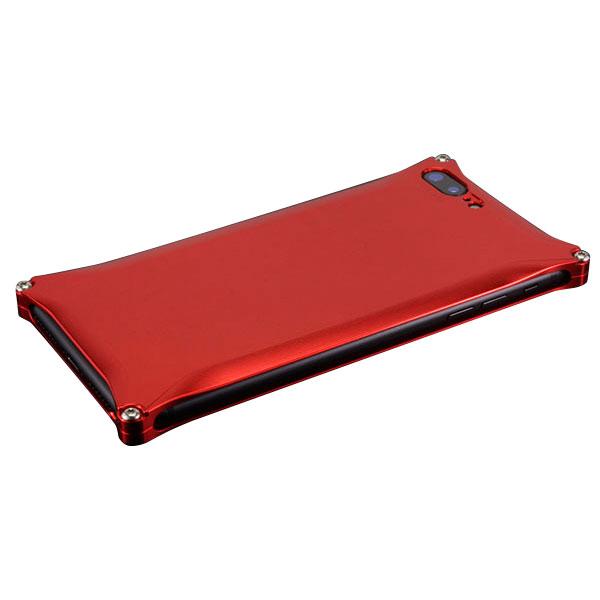 GILD design ソリッド for iPhone 7 Plus レッド