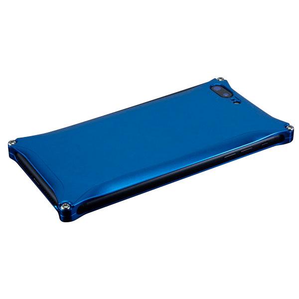 GILD design ソリッド for iPhone 7 Plus ブルー