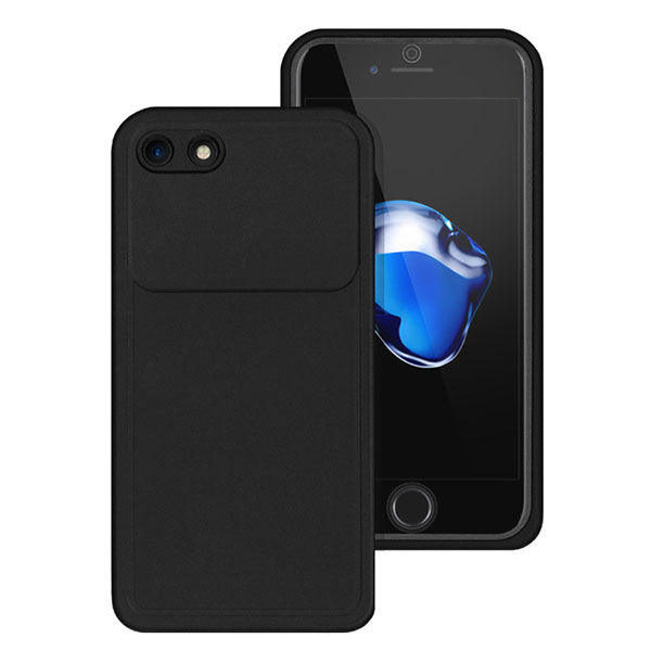 JEMGUN Freo Passport for iPhone 7 Black 防水 防塵 耐衝撃ケース
