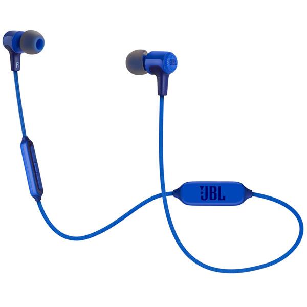 JBL E25BT 密閉ダイナミック型 Bluetooth カナルイヤホン ブルー