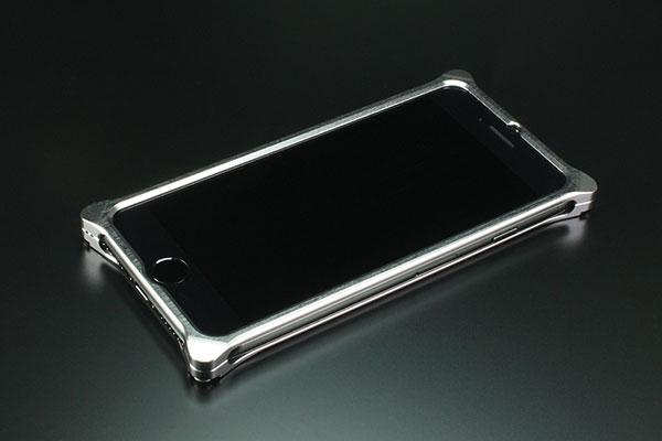 GILD design iPhone SE 第2世代 / 8 / 7 Kojima Productions Logo Ver. ガンメタリック