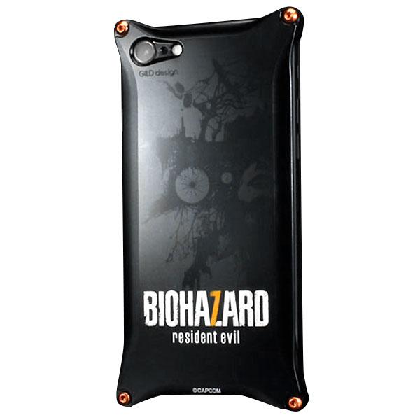 GILD design BIOHAZARD 「バイオハザード7」モデル ブラック Solid for iPhone 7