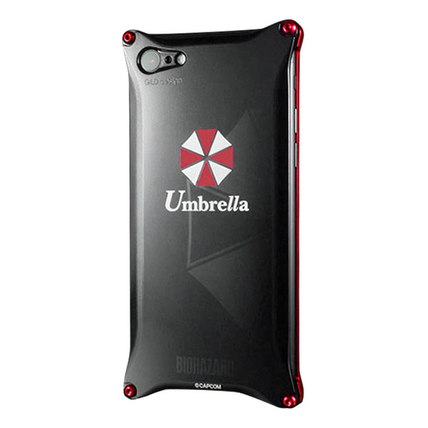GILD design BIOHAZARD 「Umbrella」Solid for iPhone 7