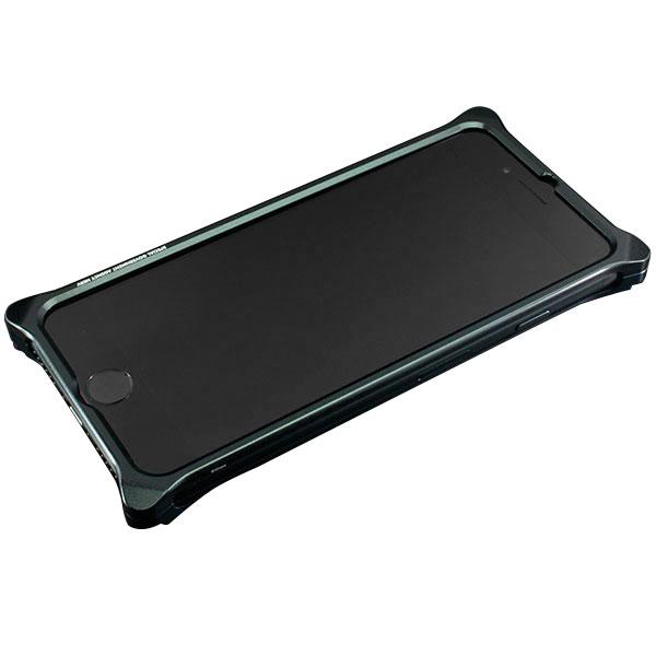 GILD design Solid Bumper for iPhone 7 (EVANGELION Limited)渚カヲル ブラック・ネイビー