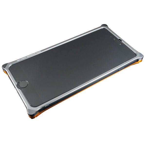 GILD design Solid Bumper for iPhone 7 Plus (EVANGELION Limited) EVANGELION PROTO TYPE-00 MODEL ゴールド・グレー