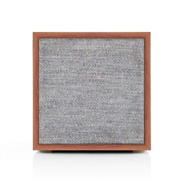 Tivoli Audio ART Cube Wi-Fi / Bluetooth ワイヤレス スピーカー Walnut / Grey