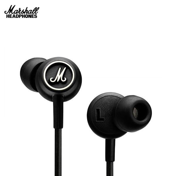 Marshall Headphones MODE カナル型イヤフォン Black and White
