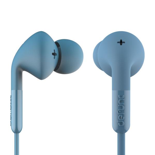 Defunc + MUSIC インイヤーイヤフォン Blue