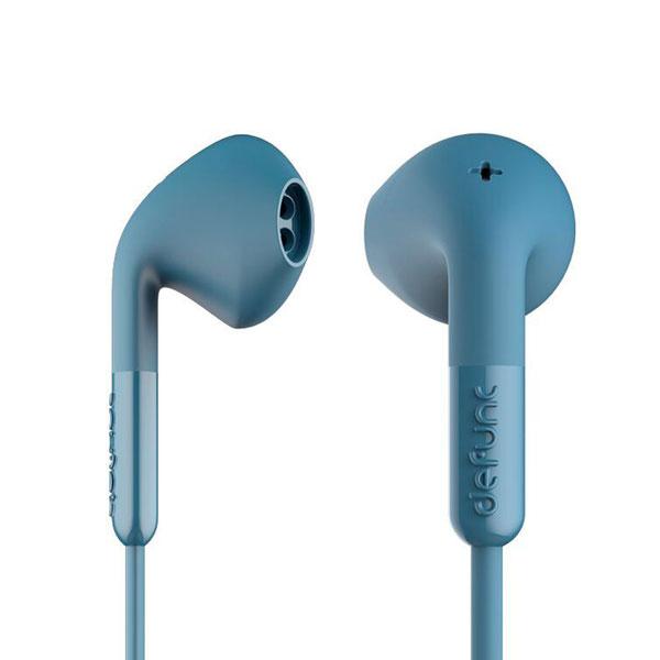 Defunc + HYBRID インイヤーイヤフォン Blue