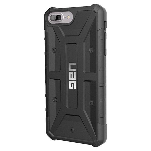 UAG Pathfinder iPhone 7 Plus用コンポジットケース ブラック