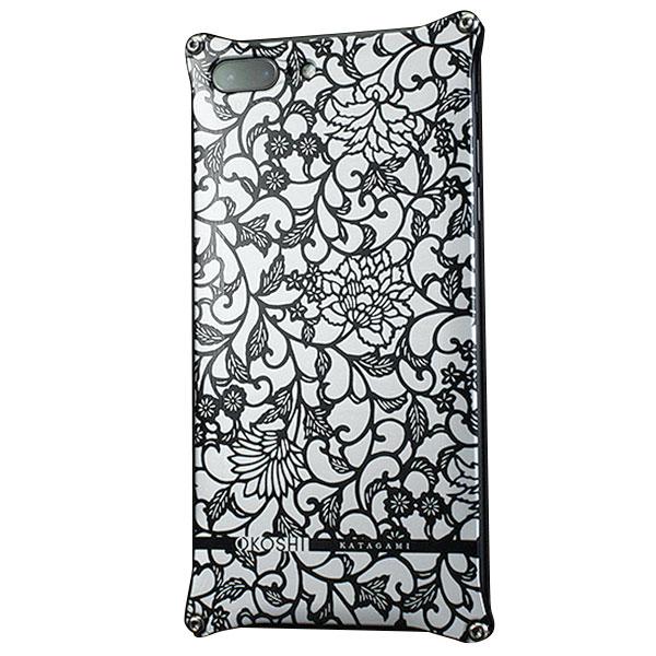 GILD design iPhone 8 Plus / 7 Plus OKOSHI-KATAGAMI【アラベスク】ブラック