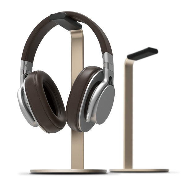 elago H STAND for HEAD PHONE (Champagne Gold)