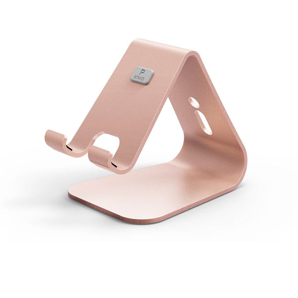 elago P2 STAND for iPad & Tablet 汎用 アルミニウム スタンド Rose Gold
