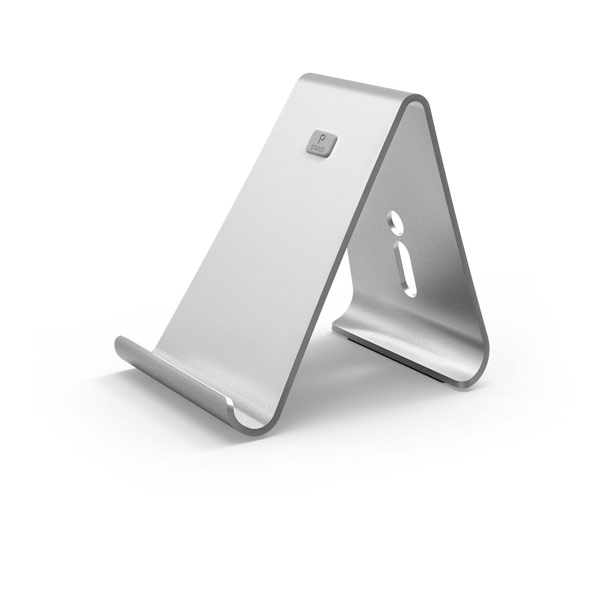 elago P3 STAND for iPad & Tablet 汎用 アルミニウム スタンド Silver