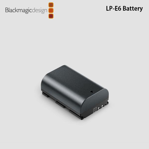 Blackmagic Design Battery - LP-E6 (Microカメラシリーズ / Video Assistシリーズ用)