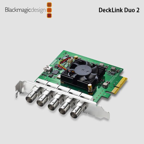 Blackmagic Design DeckLink Duo 2