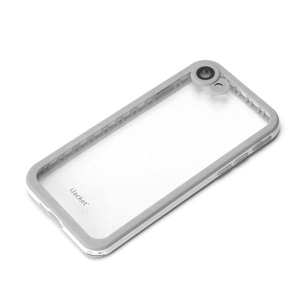 PGA iPhone 7 ウォータープルーフタフケース ホワイト
